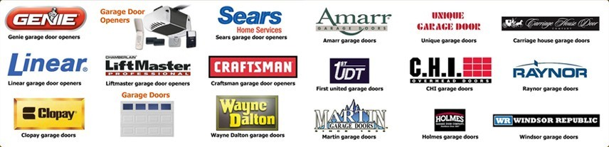 new garage door brands