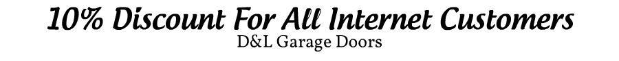 discount garage door repair Portland and Vancouver